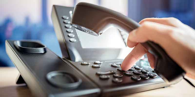Hosted PBX VoIP Phones.
