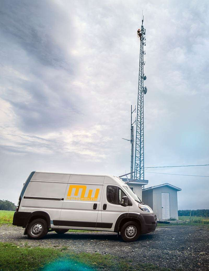 Our Metro DAS services allows users to operate in remote areas where services are limited from congestion, lack of macro cell or temporary applications.