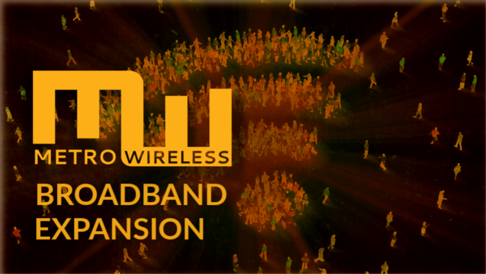 Expansion   New Faster Wireless Broadband Tiers in Metro Detroit