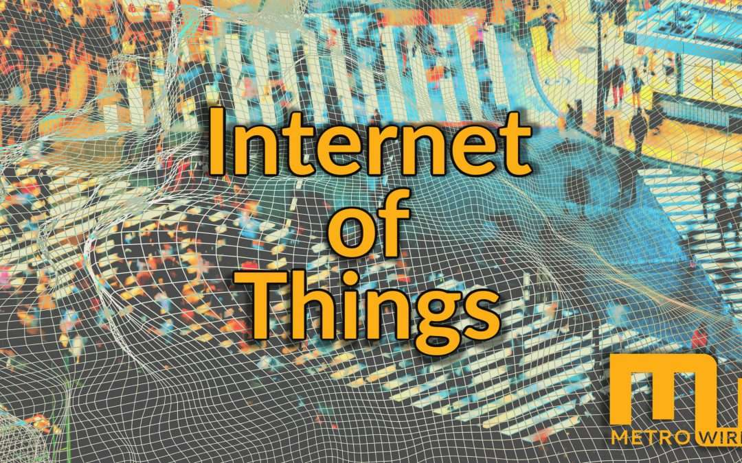 IoT Internet of Things how it works